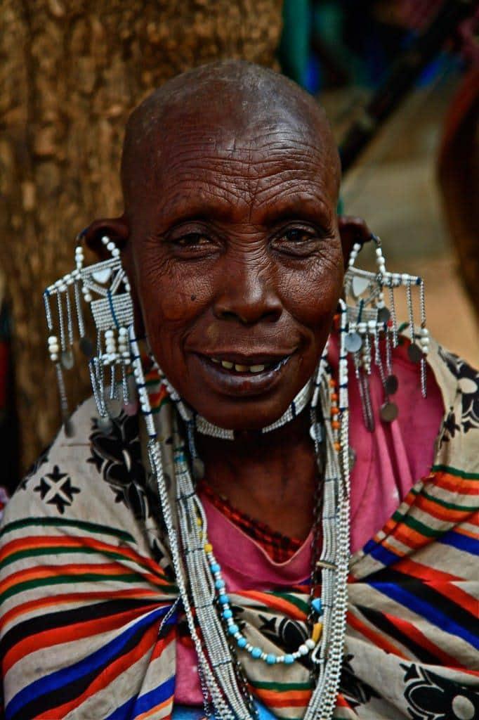 Masai Traditional Healer