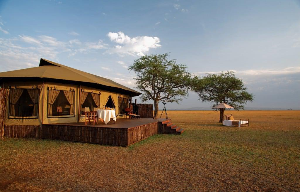 Singita-Grumeti Camp