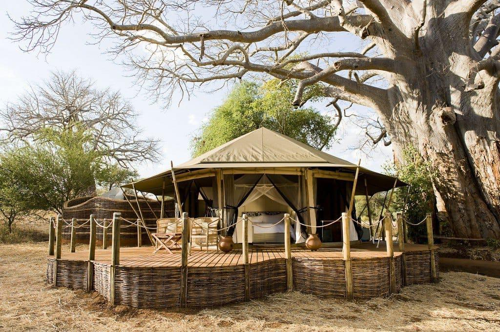 Swala Sanctuary Lodge