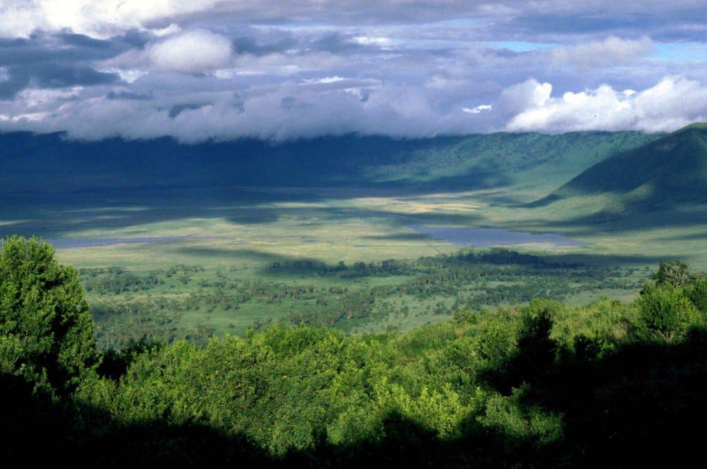 The Ngorogoro Crater