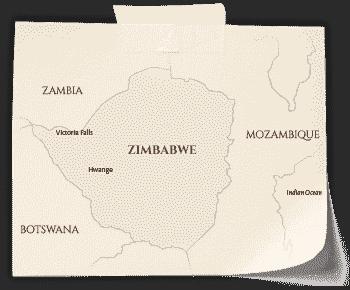 map_zimbabwe