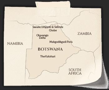 Maps_Botswana