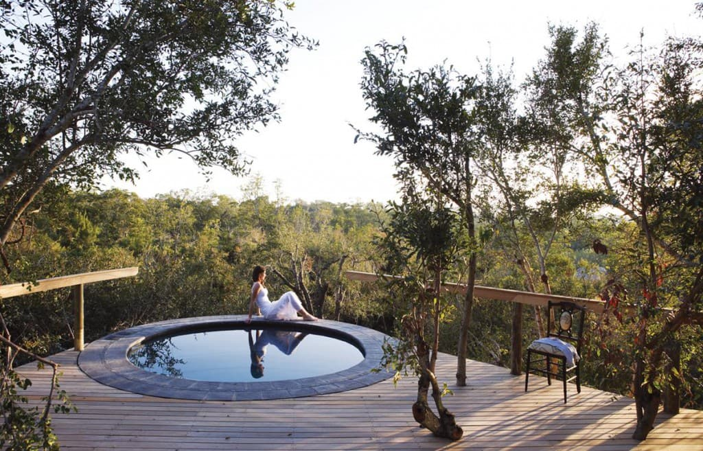 Londolozi Game Reserve Deck