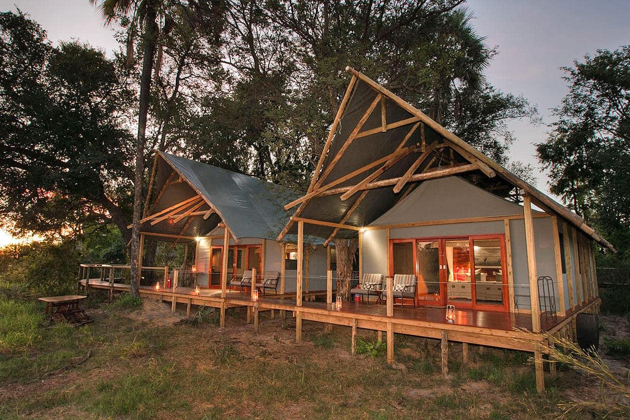 Chitabe Camp Africansafaris Com
