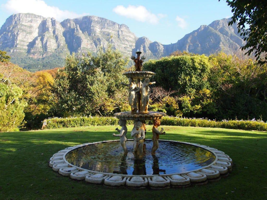 Vineyard Hotel Garden