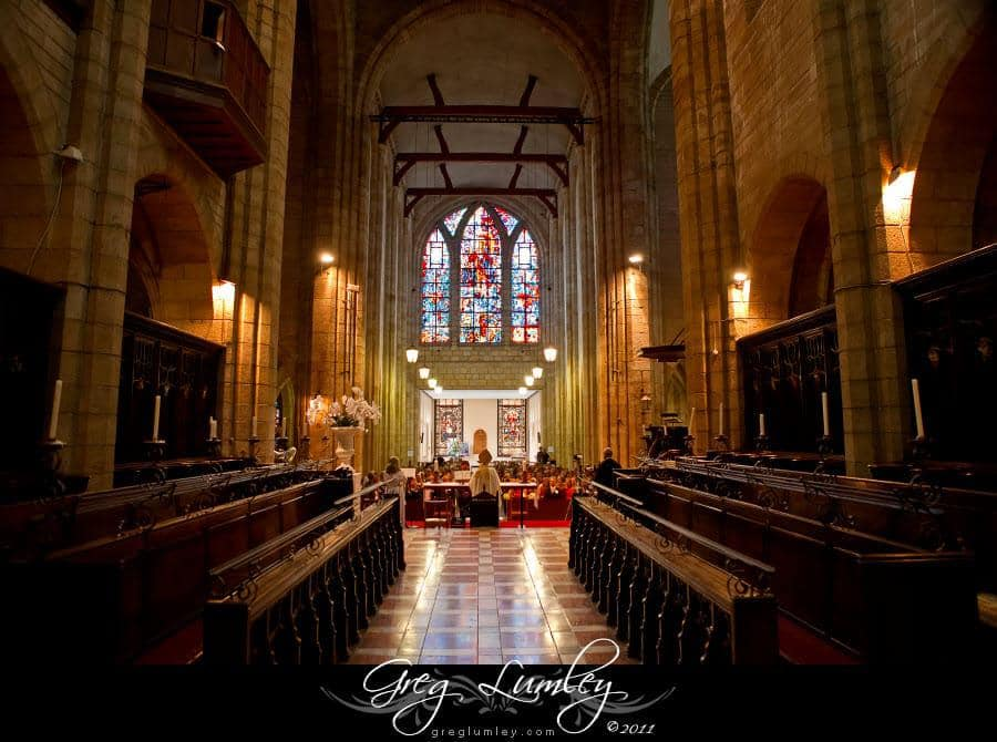 St Georges Cathedral (Picture by Greg Lumley)