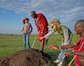 Family safari Sancutary Retreats