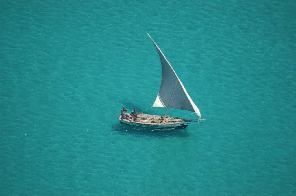 Mozambique Sailing the Indian Ocean 5