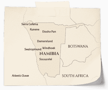 Maps_Namibia