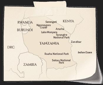 Maps_Tanzania