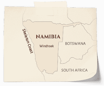 Namibia_Skeleton