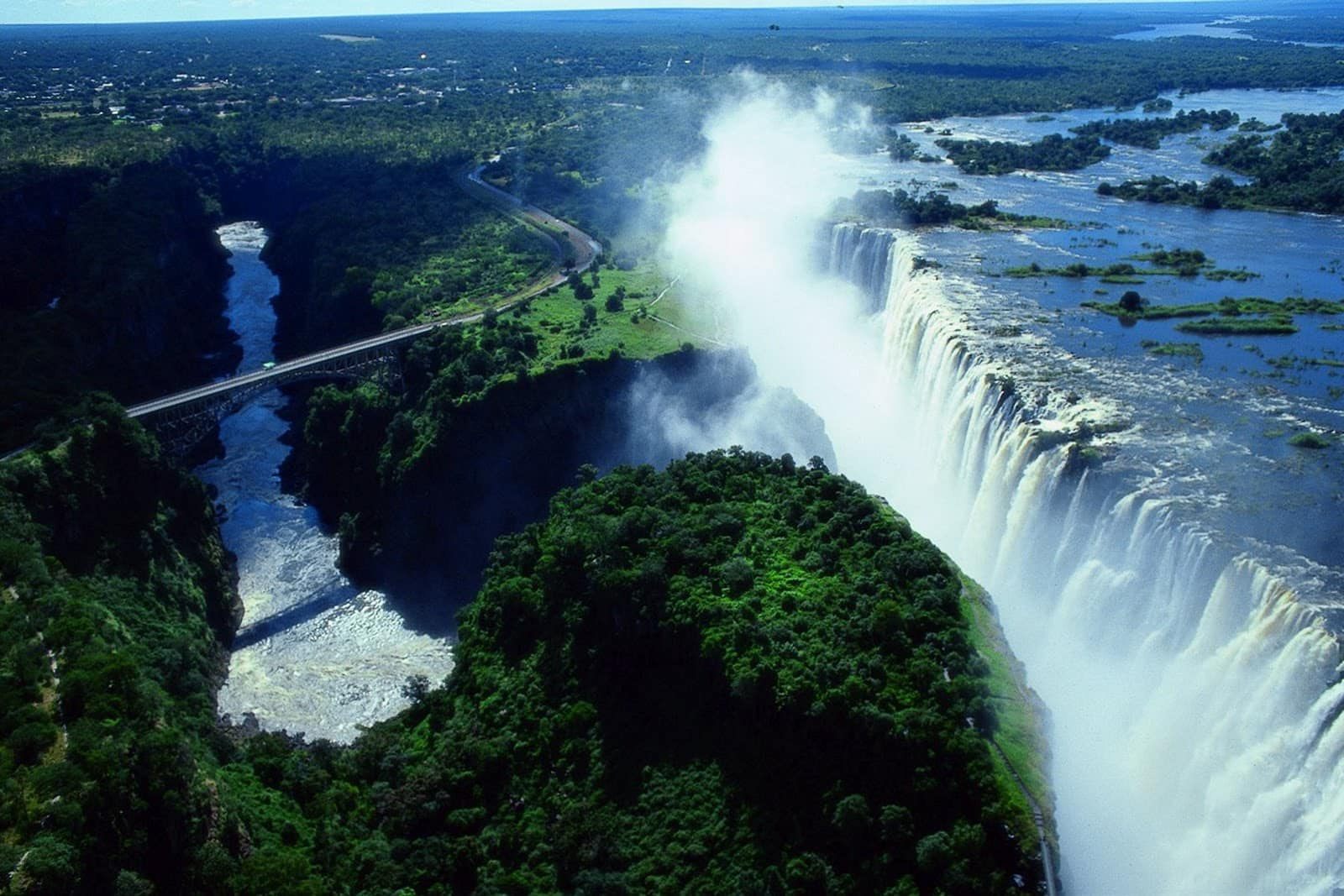 New univisa for zambia and zimbabwe great news for for Piscina del diablo