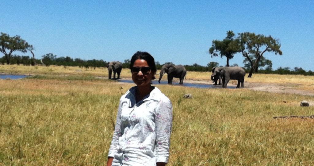 Dilaal in Botswana