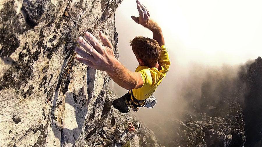 Table Mountain Rock Climb
