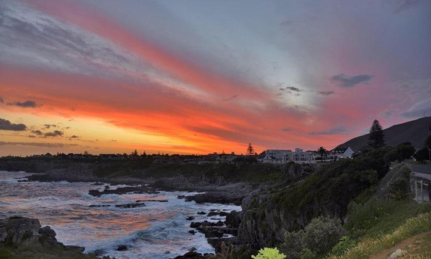Sunset - Hermanus, South Africa