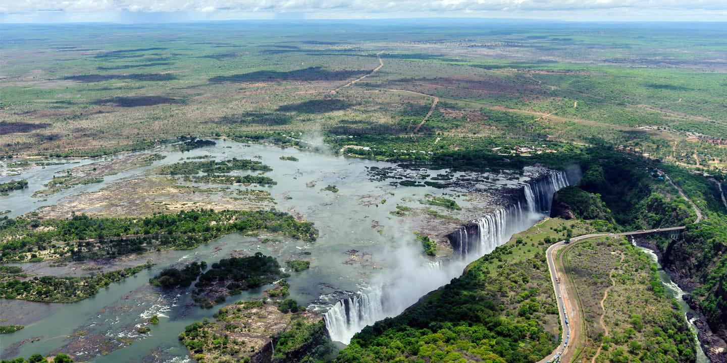 Why Are Water Levels At Victoria Falls So Low This Year
