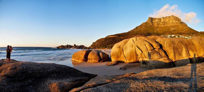 Llandudno Beach Cape Town