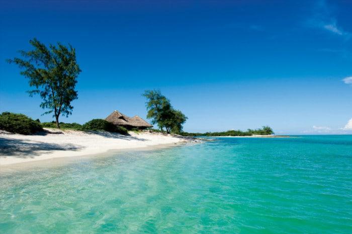 Vamizi Island Castaway Picnic