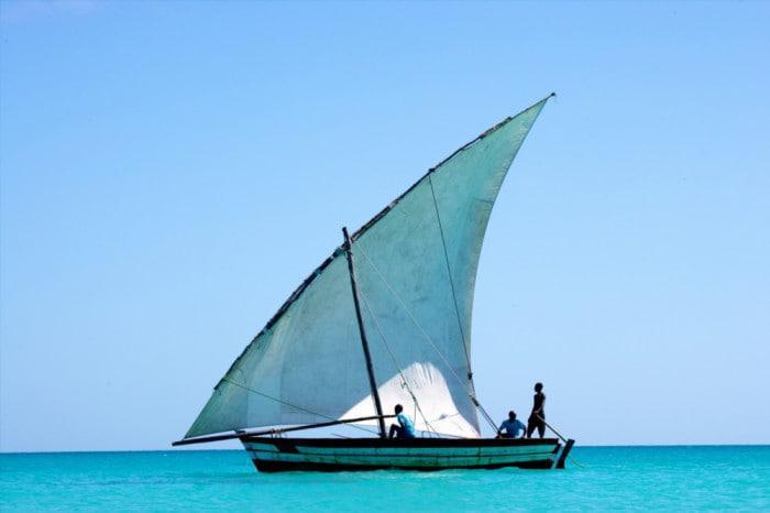 Vamizi Island Dhow Cruise