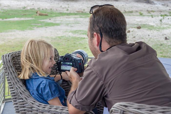 Chobe-Game-Lodge-for families