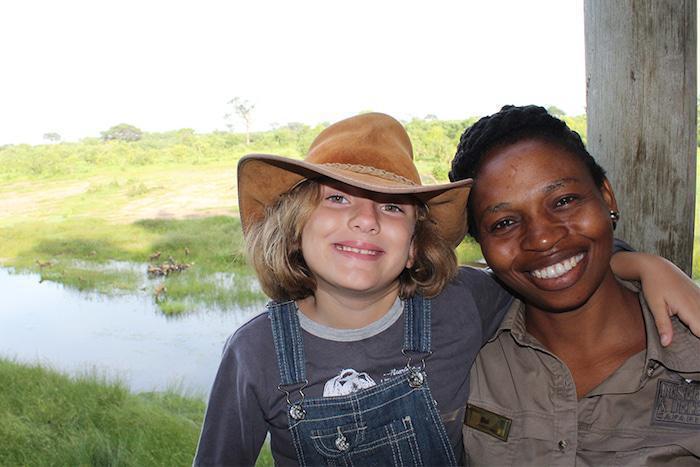 Desert & Delta family safaris