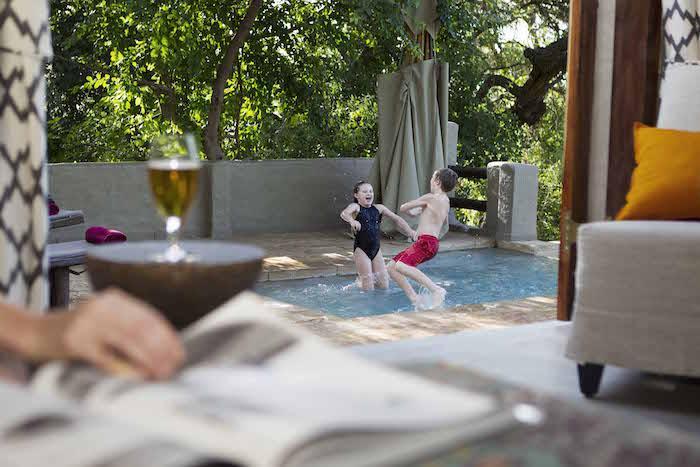 family safaris botswana family suite