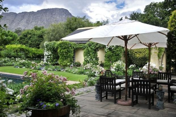 Franschhoek Open Gardens La Rive