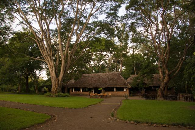 Rivertree Lodge just outside Arusha