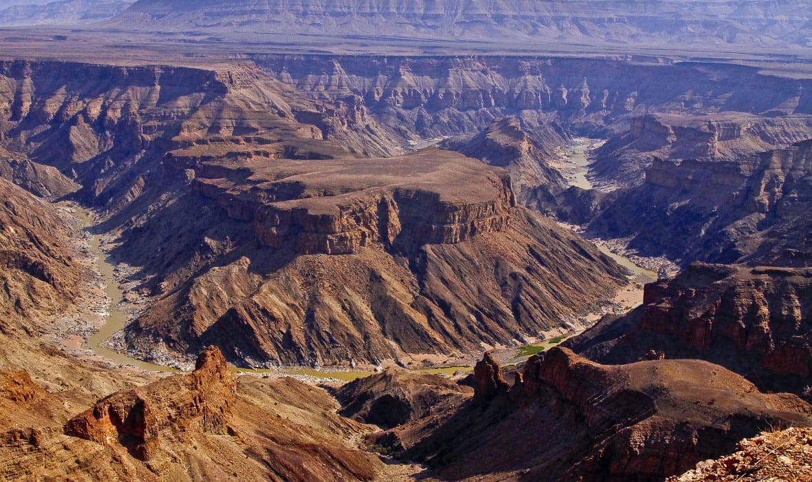 Fish River Canyon in Namibia: Plus the Fish River Canyon Hike!