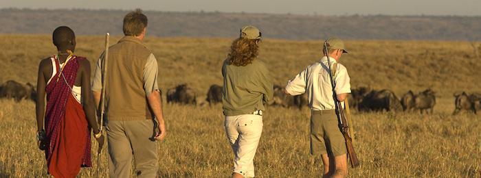 Kenya, Governors camps, Masai Mara © David Rogers