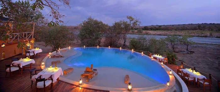 Azura Selous Luxury Tented Camp