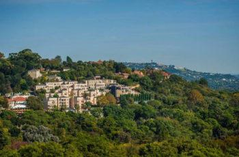 A weekend in the new york of africa johannesburg african safari the four seasons westcliff has great views over leafy suburbs publicscrutiny Images