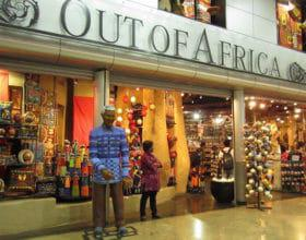 johannesburg shopping