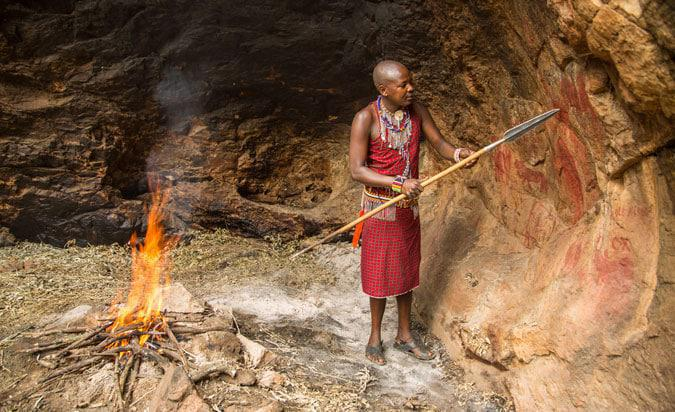 Kakiya Cave Picture Credit Africa Geographic