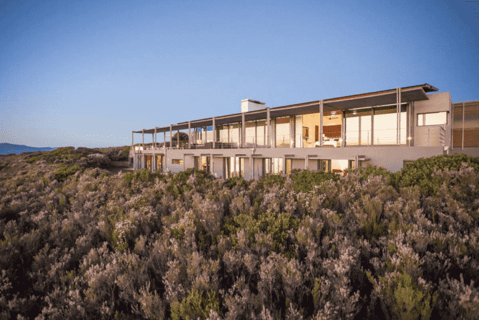 Grootbos private villa