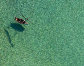 Sultry Santorini - Mozambique