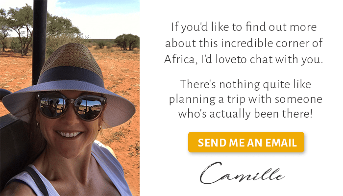 Camille Rowe - Africa travel expert - African Safaris