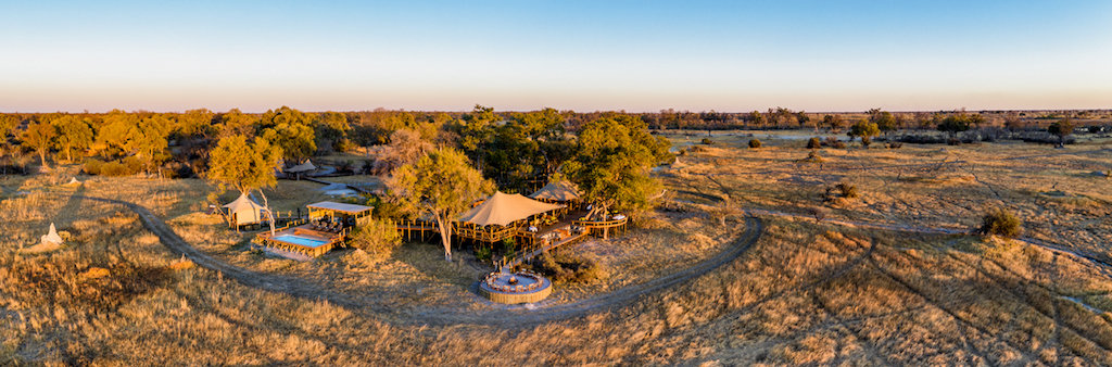 Tuludi Camp in the Kwai Private Reserve, Botswana - African Safaris
