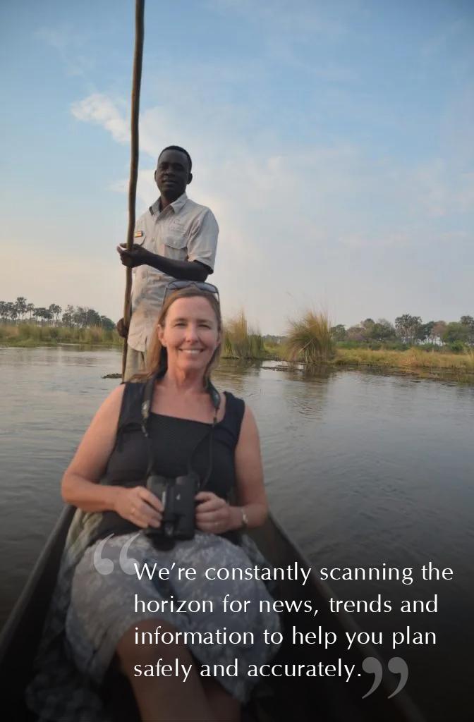 Latest coronavirus travel news and trends - African Safaris